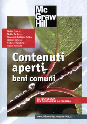 Copertina di Copyleft e banche dati