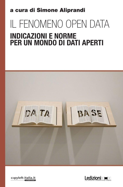 Copertina di Il fenomeno open data