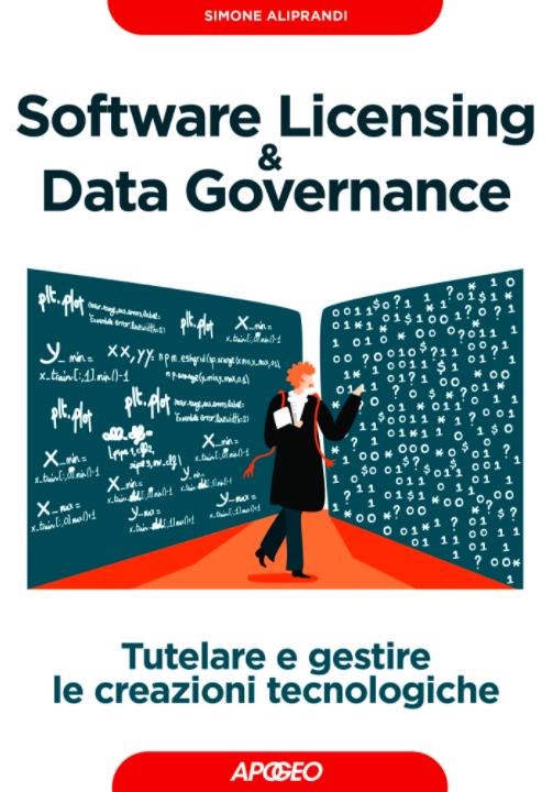 copertina di Software licensing & data governance (S. Aliprandi)
